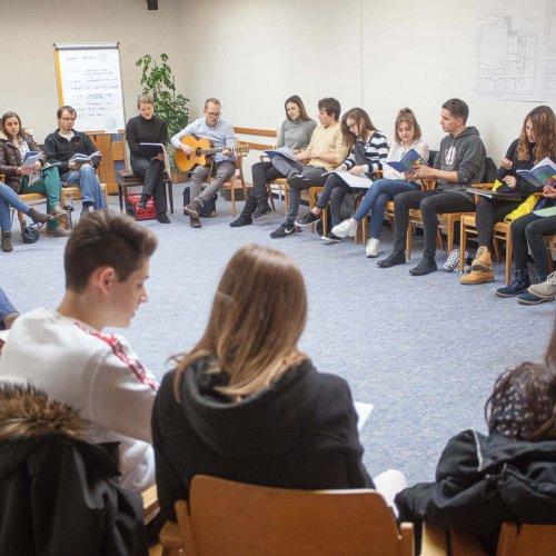 Bild zum Weblog 'get connected' in Linz
