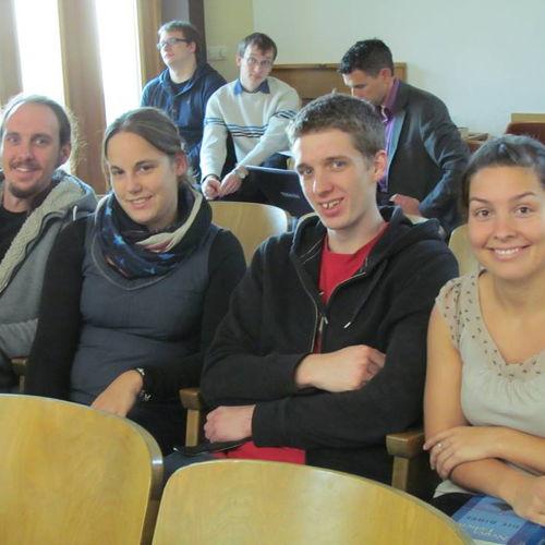 Bild zum Weblog Jugendsabbat West: Endlich Holyday!