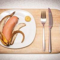 Bild zum Weblog Alles Wurst - alles Banane?