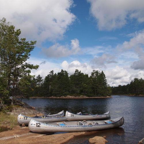 Bild zum Weblog Scout Kanu- und Wanderfreizeit Schweden