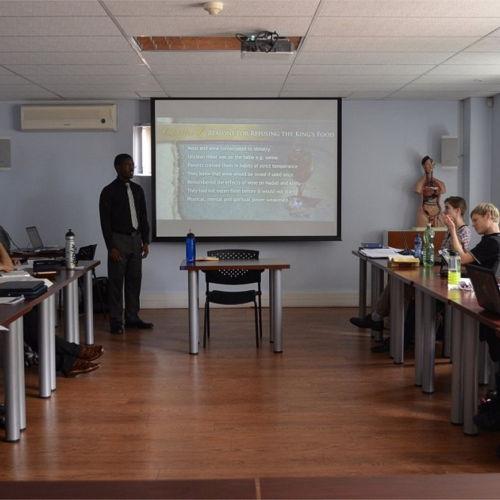 Bild zum Weblog TGM-Studenten in Südafrika
