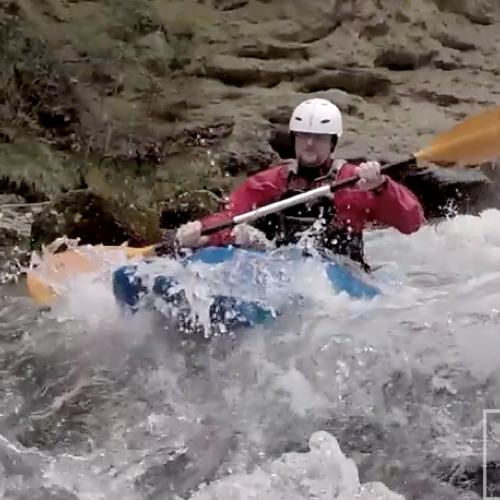 Bild zum Weblog Rafting - Wochenende in Wildalpen