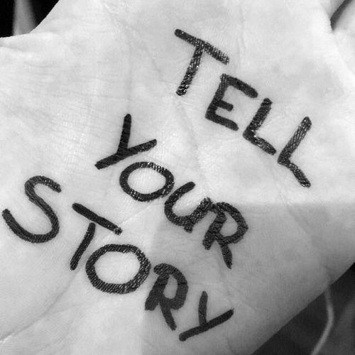 Bild zum Weblog Tell Your Story | Lost & Found