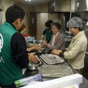 Bild zum Weblog Japan - Gottes Hilfe in der Not